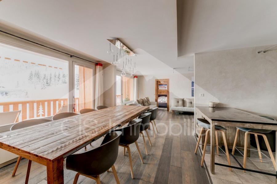 Wynajem na narty Apartament 6 pokojowy 10 osób (10) - Chalet de Méribel - Méribel