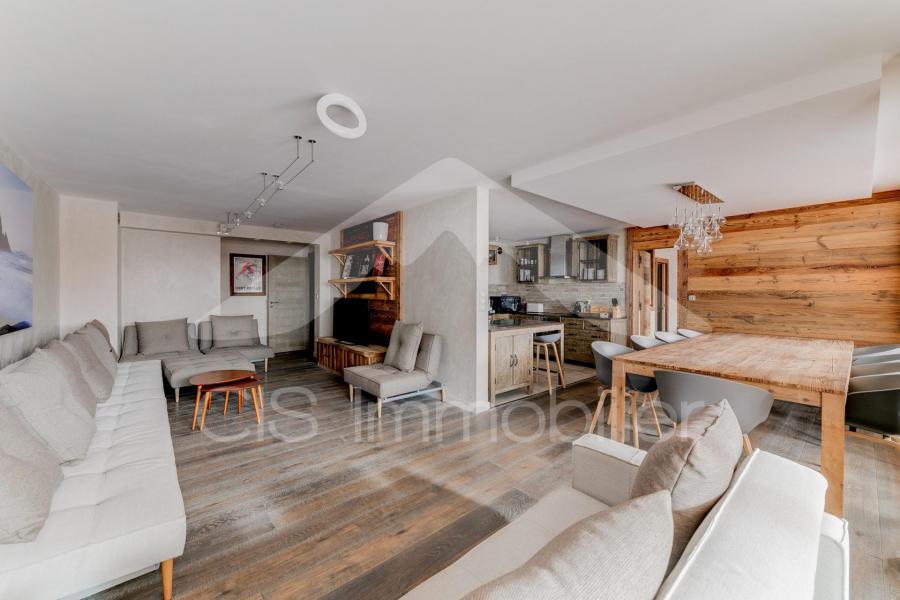Wynajem na narty Apartament 6 pokojowy 10 osób (10) - Chalet de Méribel - Méribel - Apartament