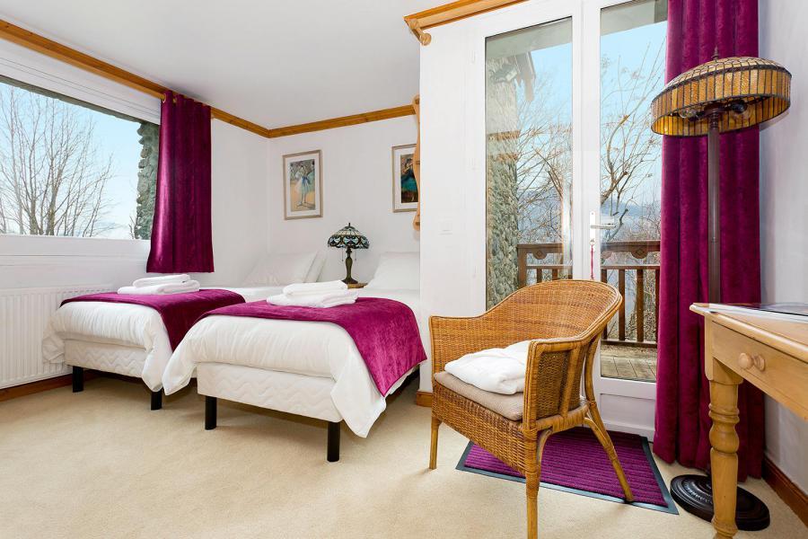 Location au ski Chalet Iona - Méribel - Chambre