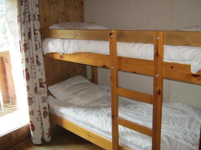 Location au ski Chalet duplex 4 pièces 8 personnes - Chalet La Gittaz - Méribel - Chambre