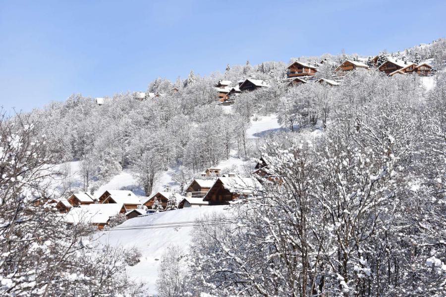 Location au ski Chalet 5 pièces 12 personnes - Chalet la Mia - Méribel