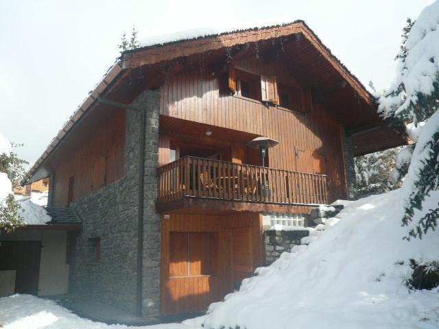 Location au ski Chalet Le Doron - Méribel