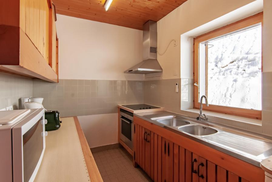 Location au ski Chalet 7 pièces 12 personnes - Chalet le Grillon - Méribel - Cuisine