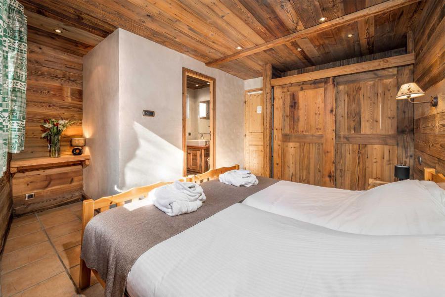 Аренда на лыжном курорте Chalet Lou Traves - Méribel - Комната