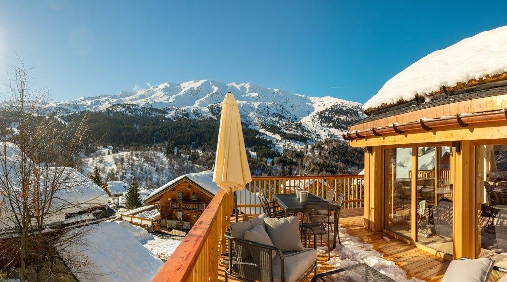 Domek górski Chalet Manara - Méribel - Alpy Północne