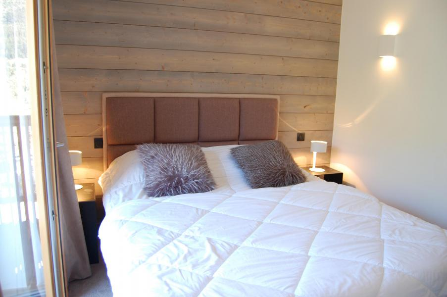 Rent in ski resort 7 room chalet 12 people - Chalet Manara - Méribel - Bedroom