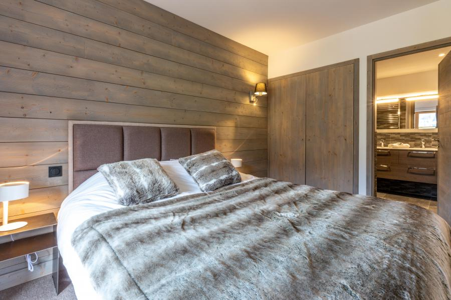 Location au ski Chalet 7 pièces 12 personnes - Chalet Manara - Méribel - Chambre