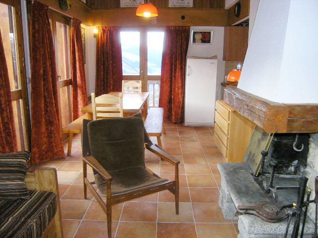 Location au ski Chalet 5 pièces mezzanine 10 personnes - Chalet Manekineko - Méribel