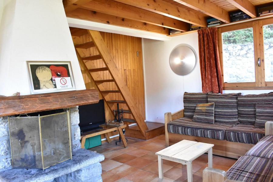 Location au ski Chalet 5 pièces mezzanine 10 personnes - Chalet Manekineko - Méribel - Appartement