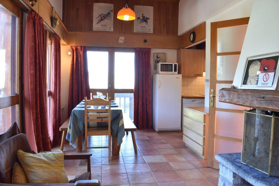 Alquiler al esquí Chalet 5 piezas mezzanina para 10 personas - Chalet Manekineko - Méribel - Apartamento