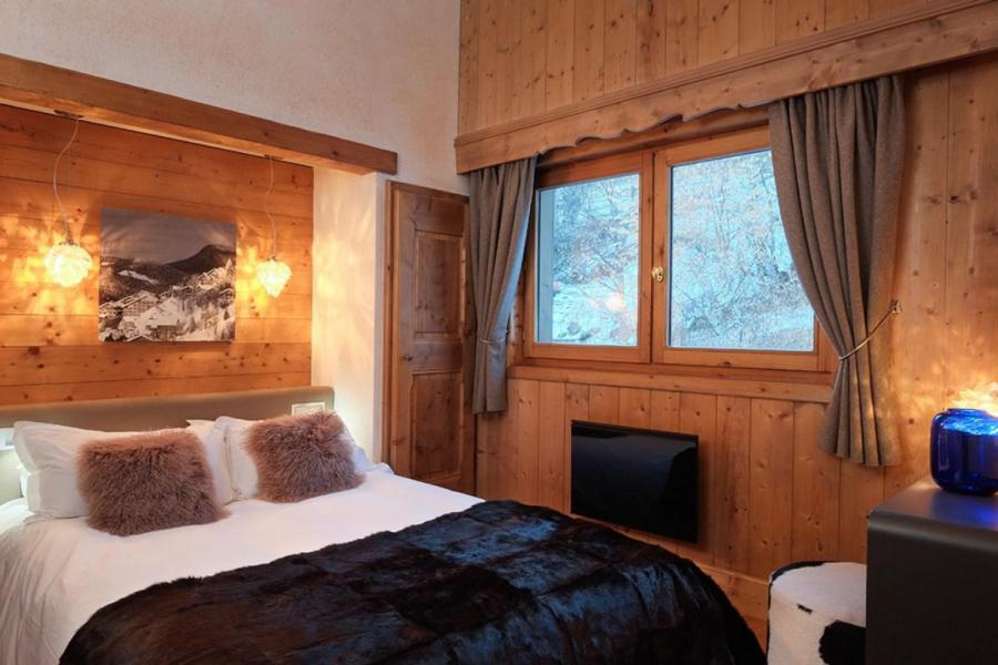 Alquiler al esquí Chalet Marielaine - Méribel - Habitación