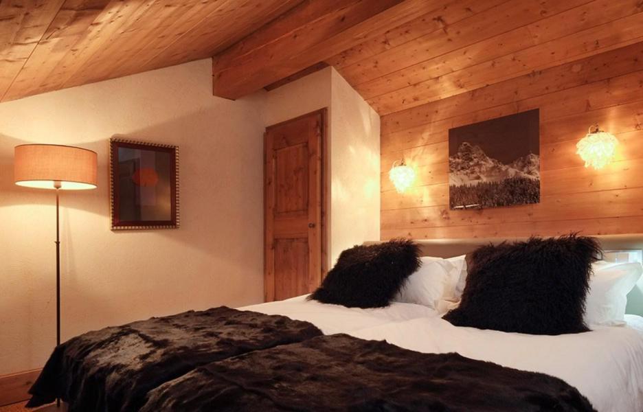 Alquiler al esquí Chalet Marielaine - Méribel - Habitación abuhardillada