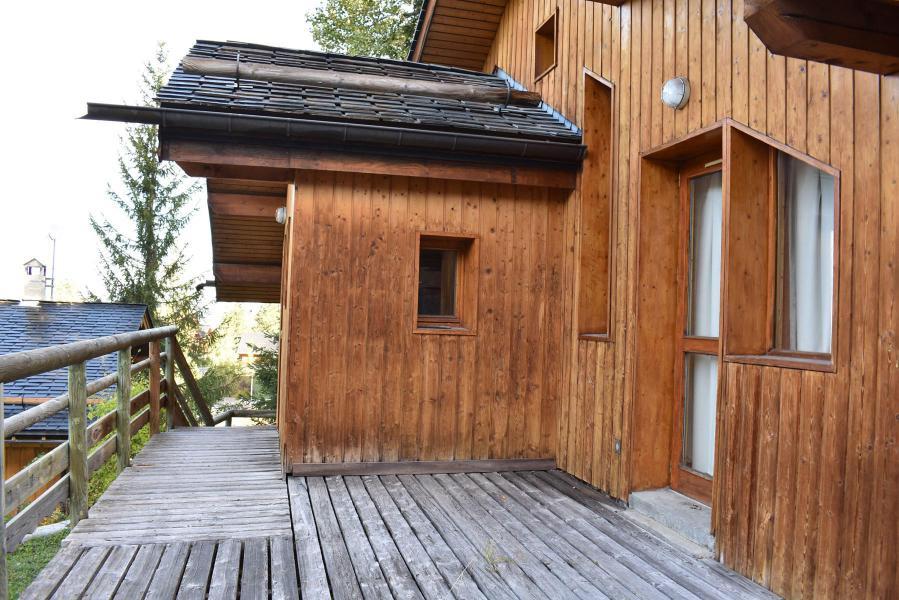 Alquiler al esquí Chalet duplex 3 piezas para 6-8 personas (tarnad) - Chalet Tara - Méribel