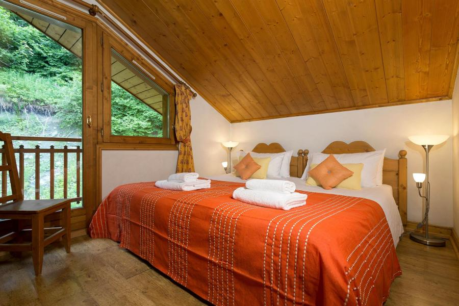 Location au ski Chalet Vallon - Méribel - Chambre