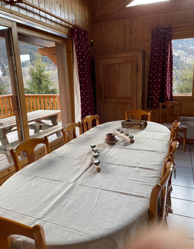 Alquiler al esquí Chalet 6 piezas para 12 personas - Chalet Vent de Galerne - Méribel