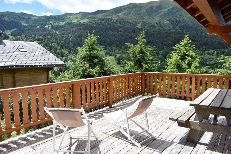 Аренда на лыжном курорте Шале 6 комнат 12 чел. - Chalet Vent de Galerne - Méribel