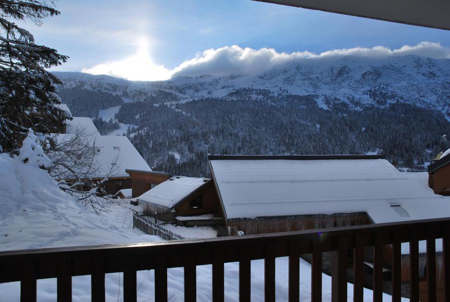 Location au ski Appartement 2 pièces 5 personnes (007) - La Résidence Barons - Méribel
