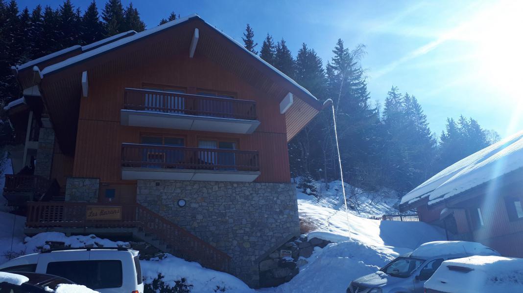 Location au ski La Résidence Barons - Méribel