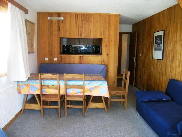 Location au ski Appartement duplex 4 pièces 6 personnes (15) - La Residence Chanrossa - Méribel - Séjour