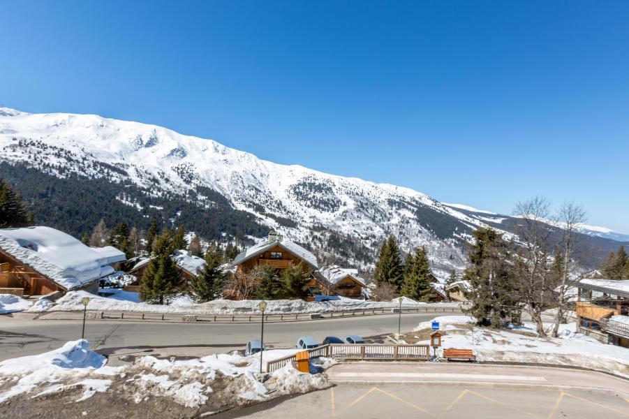 Wakacje w górach Apartament 3 pokojowy 5 osób (C3) - La Résidence le Christmas - Méribel - Zima na zewnątrz