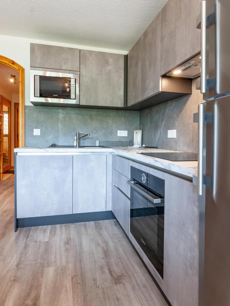Alquiler al esquí Apartamento 2 piezas para 5 personas (B2) - La Résidence le Christmas - Méribel - Kitchenette