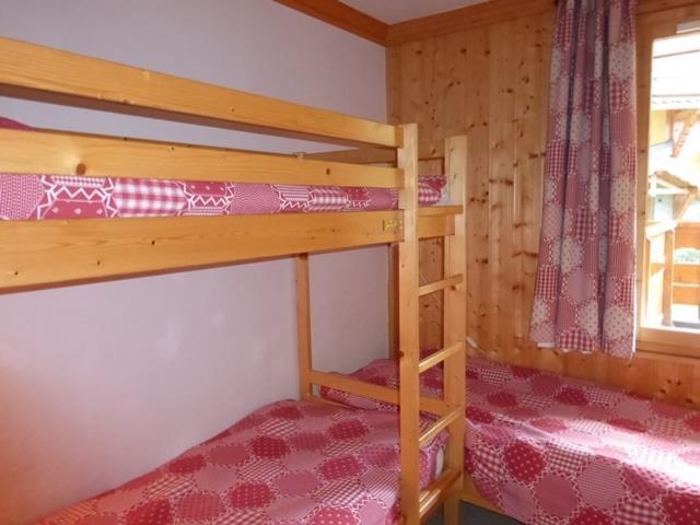 Location au ski Appartement 3 pièces 6 personnes - La Résidence le Grand Duc - Méribel - Lits superposés