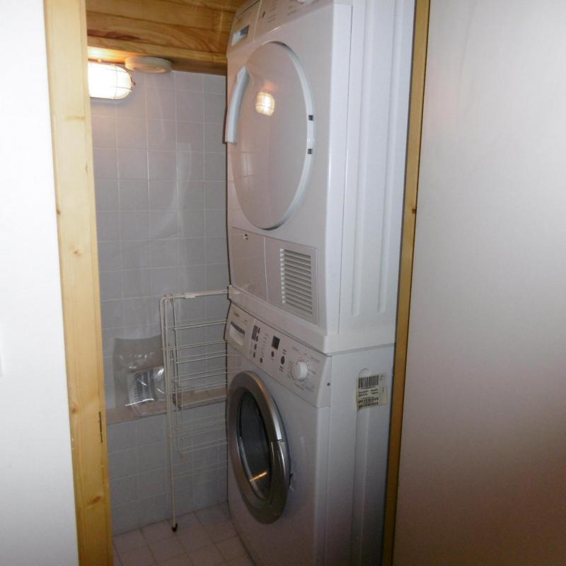 Alquiler al esquí Apartamento 3 piezas para 8 personas (12) - La Résidence le Surf - Méribel - Lavaropa