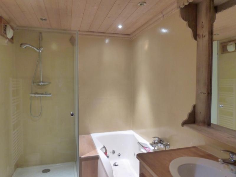 Аренда на лыжном курорте Апартаменты 3 комнат 6 чел. (40) - La Résidence les Brimbelles - Méribel - Ванная