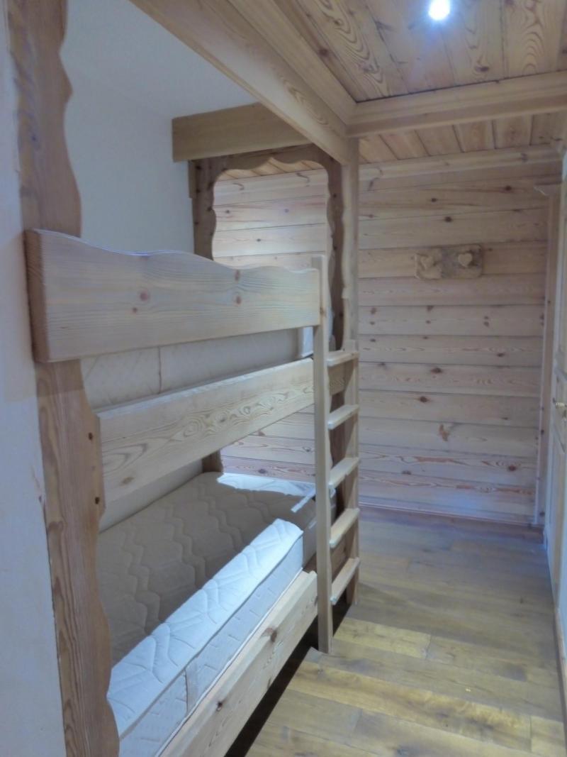 Аренда на лыжном курорте Апартаменты 3 комнат 6 чел. (40) - La Résidence les Brimbelles - Méribel - Двухъярусные кровати
