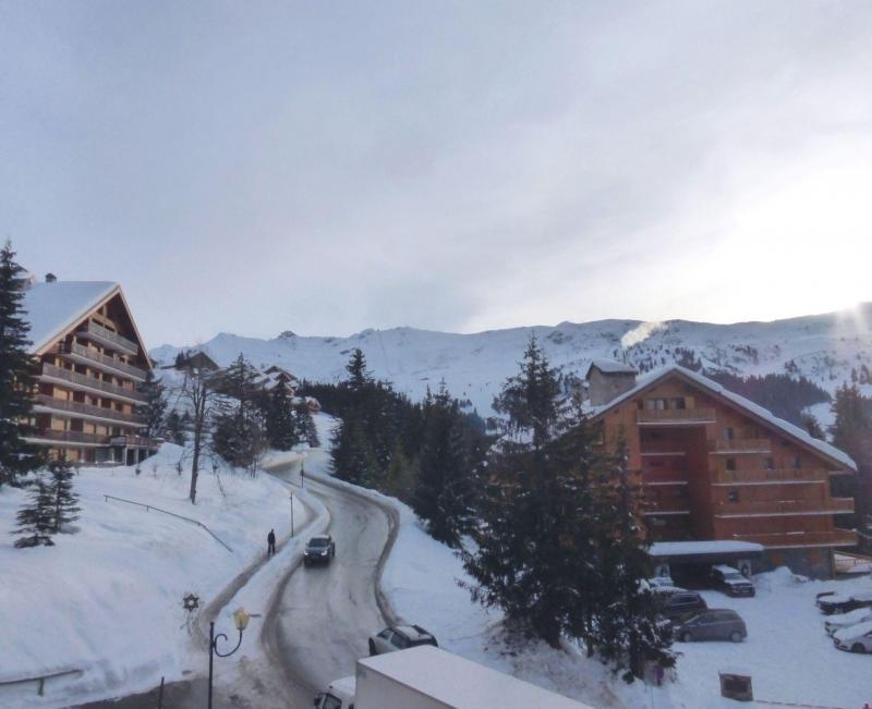 Vacaciones en montaña Apartamento 2 piezas para 4 personas (MERA11R) - La Résidence les Merisiers - Méribel - Invierno