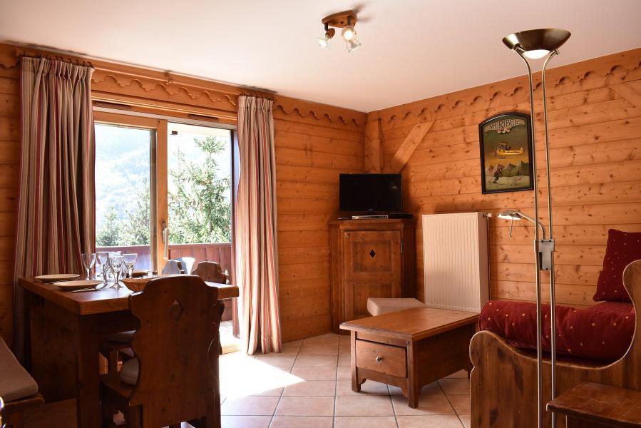 Location au ski Appartement 3 pièces 6 personnes (13) - Les Fermes de Méribel Village - Méribel - Séjour