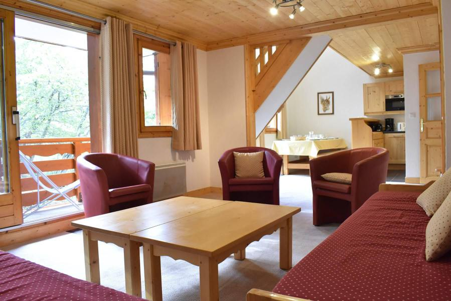 Location au ski Appartement duplex 5 pièces 11 personnes (16) - Résidence Aubépine - Méribel