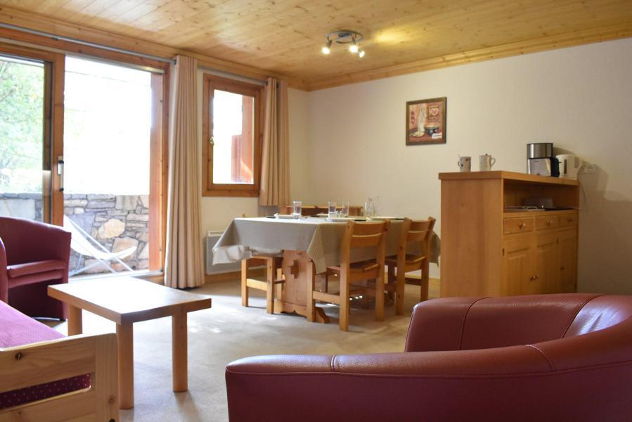 Alquiler al esquí Apartamento 2 piezas para 4 personas (14) - Résidence Aubépine - Méribel - Apartamento