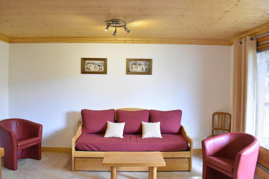 Location au ski Appartement 2 pièces 4 personnes (14) - Résidence Aubépine - Méribel - Appartement
