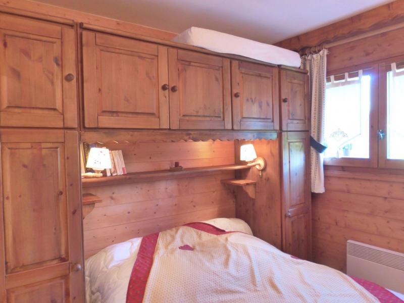 Ski verhuur Appartement 3 kamers 4 personen - Résidence Bergerie des 3 Vallées F - Méribel - Kamer