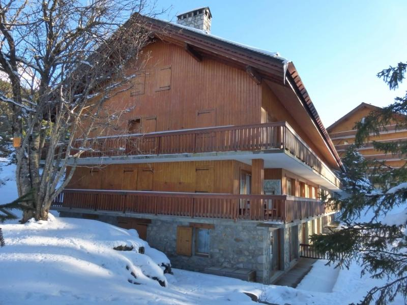 Location au ski Appartement 4 pièces 6 personnes (01) - Residence Chasseforet - Méribel