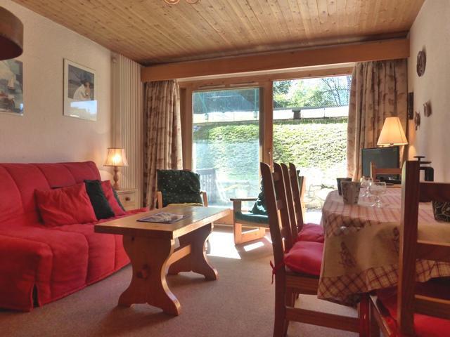 Location au ski Appartement 2 pièces 4 personnes (03) - Résidence Chasseforêt - Méribel - Séjour