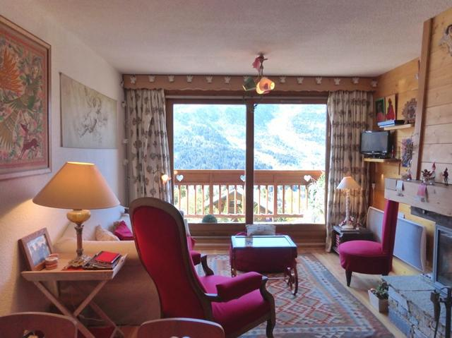 Wynajem na narty Apartament 4 pokojowy 6 osób (2) - Résidence Christmas - Méribel