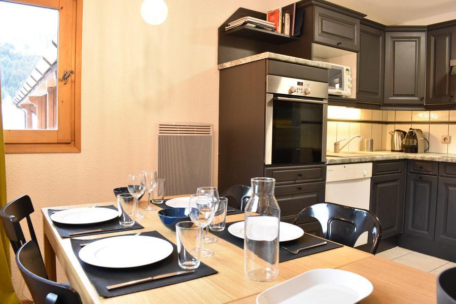 Alquiler al esquí Apartamento 3 piezas para 5 personas (50) - Résidence Cristal - Méribel