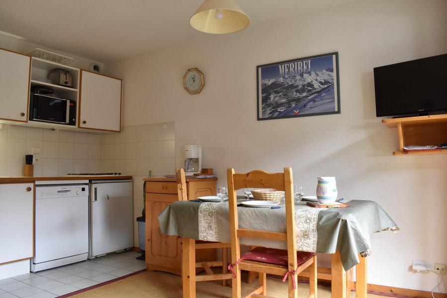 Location au ski Appartement 2 pièces 4 personnes (38) - Résidence Cristal - Méribel