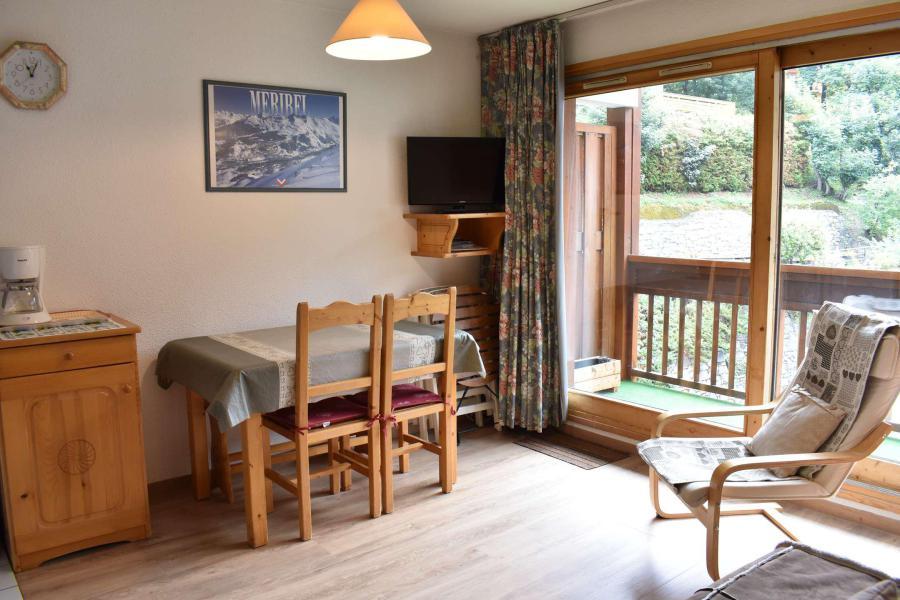 Alquiler al esquí Apartamento 2 piezas para 4 personas (38) - Résidence Cristal - Méribel