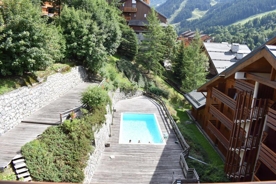 Alquiler al esquí Apartamento 3 piezas para 6 personas (49) - Résidence Cristal - Méribel