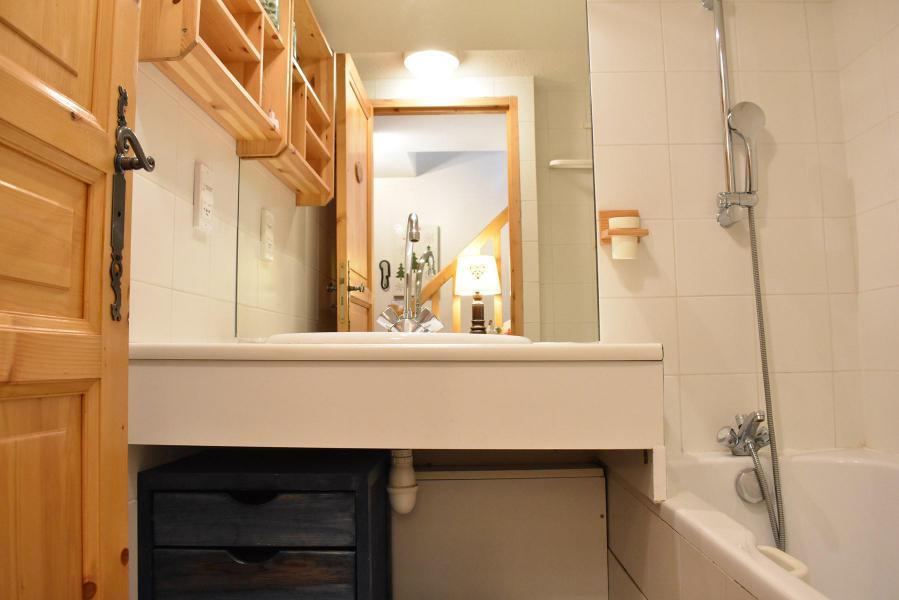 Alquiler al esquí Apartamento dúplex 3 piezas 6 personas (51) - Résidence Cristal - Méribel