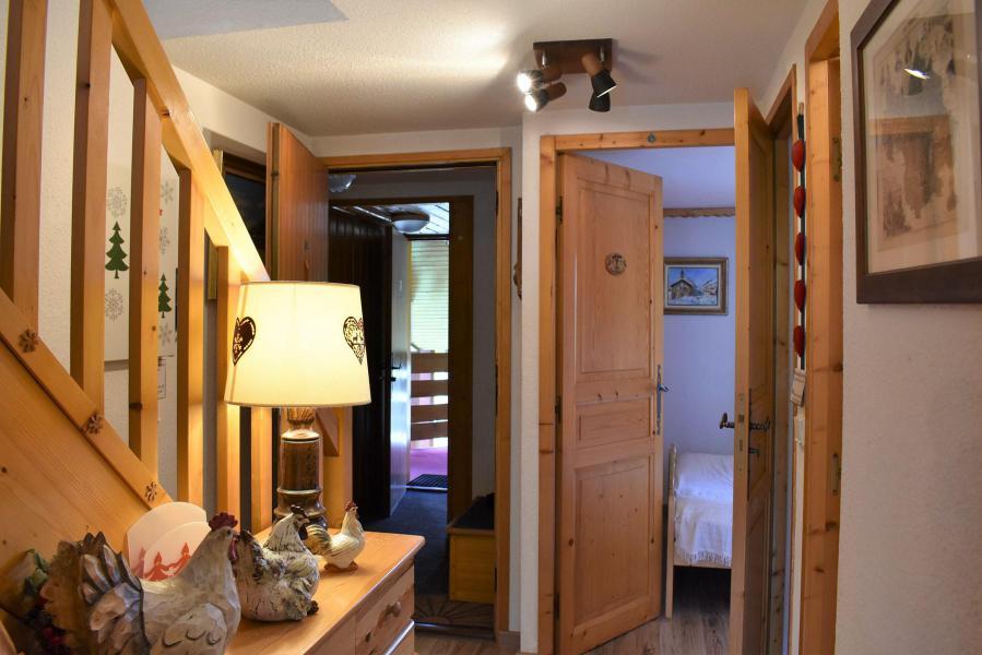 Alquiler al esquí Apartamento dúplex 3 piezas 6 personas (51) - Résidence Cristal - Méribel - Plano