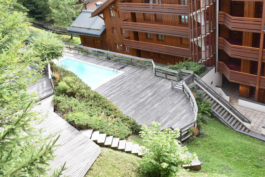 Location au ski Appartement 3 pièces 6 personnes (8) - Résidence Cristal - Méribel