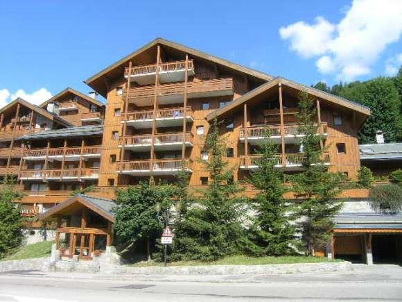 Location au ski Résidence Cristal - Méribel