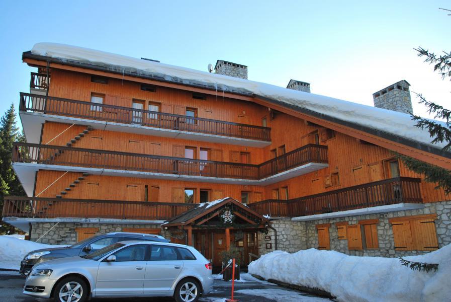 Alquiler al esquí Résidence de la Forêt - Méribel