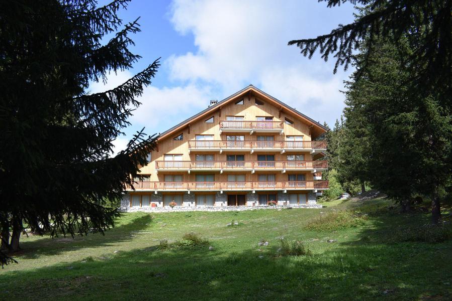 Alquiler al esquí Estudio -espacio montaña- para 4 personas - Résidence Eperonnelles - Méribel