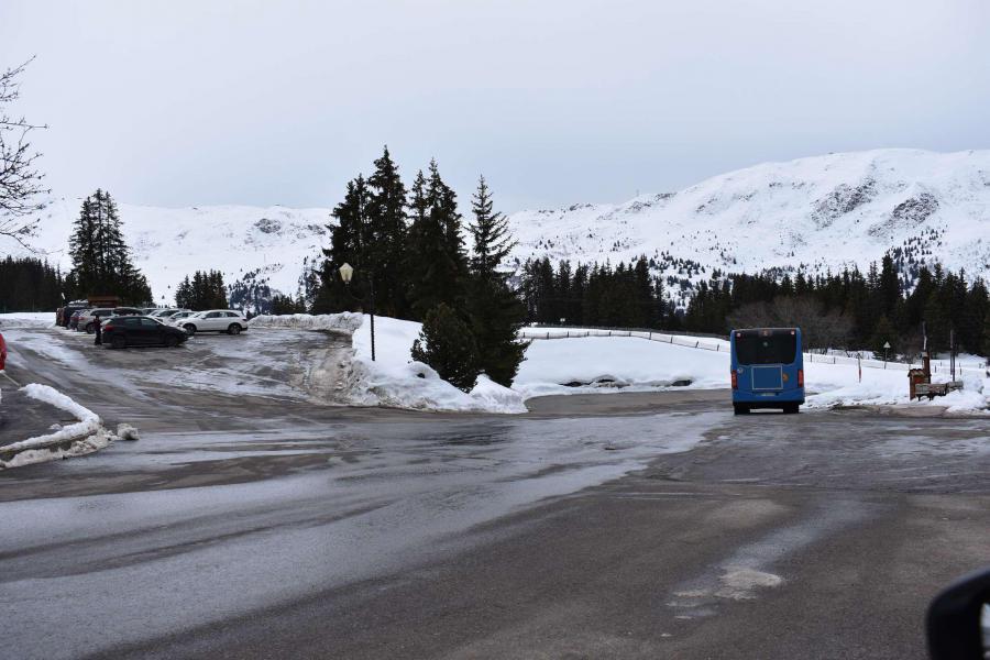 Alquiler al esquí Résidence Eperonnelles - Méribel