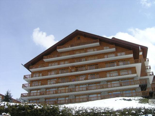 Alquiler al esquí Résidence Frasse - Méribel - Invierno